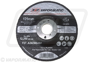Accessory tractor part VLA1645 Grinding disc (x10)
