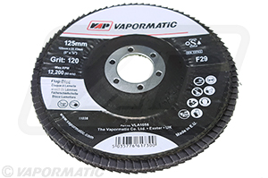 Accessory tractor part VLA1656 Flap disc (x10)