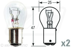 Accessory tractor part VLC0380 Bulb