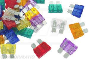 Accessory tractor part VLC2245 Blade fuse selection pack (x5)