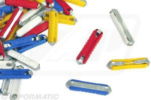 Accessory tractor part VLC2246 Ceramic fuse selection pack (x5)