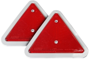 Accessory tractor part VLC2300 Lighting board reflector