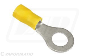 Accessory tractor part VLC2455 Yellow ring terminal (x5)
