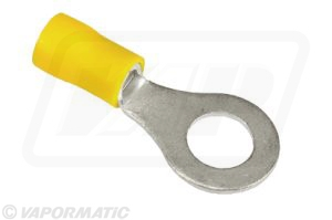 Accessory tractor part VLC2456 Yellow ring terminal (x5)