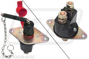 Accessory tractor part VLC2527 Battery isolator switch