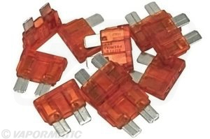 Accessory tractor part VLC4512 Blade fuse (x5)