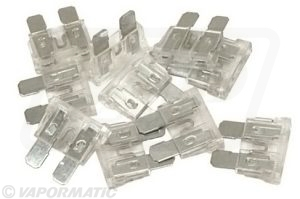 Accessory tractor part VLC4514 Blade fuse (x5)