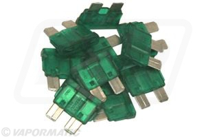Accessory tractor part VLC4518 Blade fuse (x5)