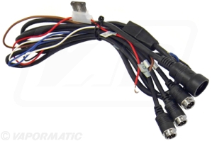 Accessory tractor part VLC5634 CabCAM wiring harness