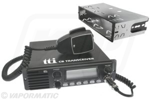 Accessory tractor part VLC5741 CB radio - hands-free