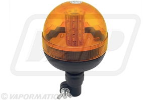 Accessory tractor part VLC6142 LED Beacon, boule pole mount