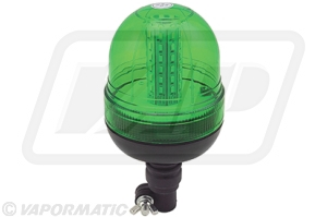 Accessory tractor part VLC6144 LED Beacon, pole mount - green