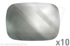 Accessory tractor part VLD1003 Mirror glass (x10)