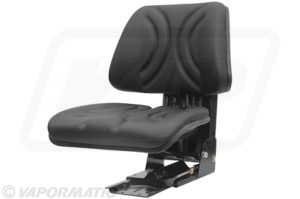 Accessory tractor part VLD1607 Trapezoidal - vinyl seat