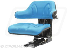 Accessory tractor part VLD1681 Blue wraparound seat