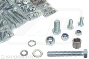 Accessory tractor part VLD1850 Mudguard bolt kit