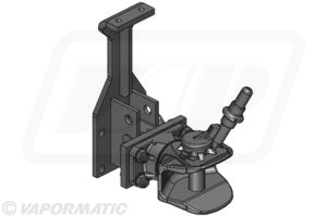 Accessory tractor part VLE2448 Hitch assembly