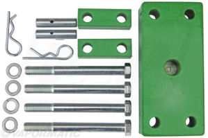 Accessory tractor part VLE2564 Drawbar support