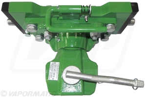 John Deere tractor part VLE2593 Manual clevis
