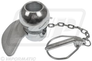 Accessory tractor part VLE6119 Quick hitch lower link ball