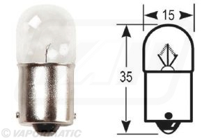 Accessory tractor part VLX0245 Side/Tail bulb