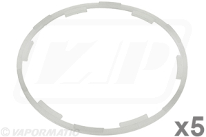 John Deere tractor part VPD5900 Oil filter seal (x5)
