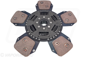 John Deere tractor part VPG2184 Clutch driven plate
