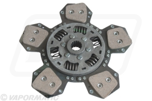 Case International tractor part VPG2484 Main Drive plate