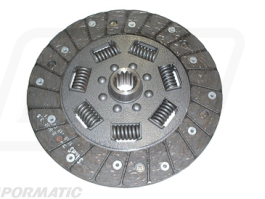Case International tractor part VPG2553 Clutch plate